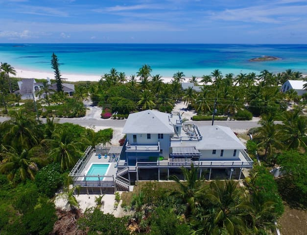 Luxury Villa, French Leave Bch, Heated Pool
