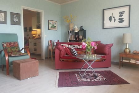 Charming Apt. Overlooking River  - Åminnefors