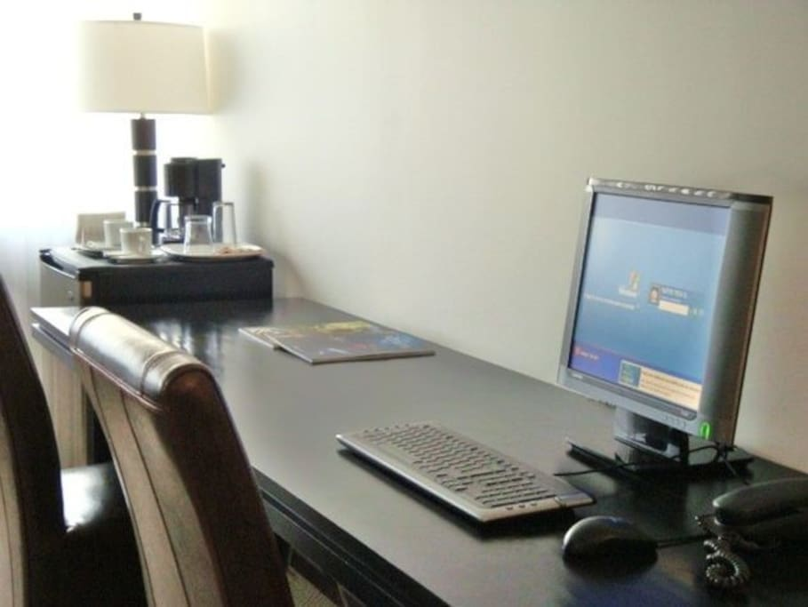 Your small private office
