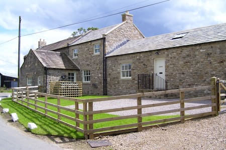 North Cottage, 4-star self-catering rural retreat - Barnard Castle