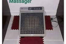 Free use of foot & hand massager