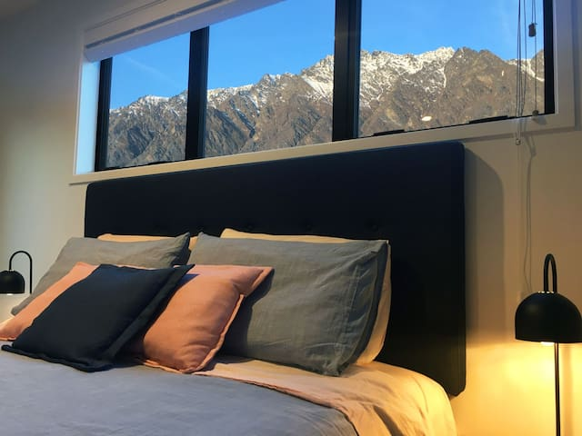 Views of The Remarkables