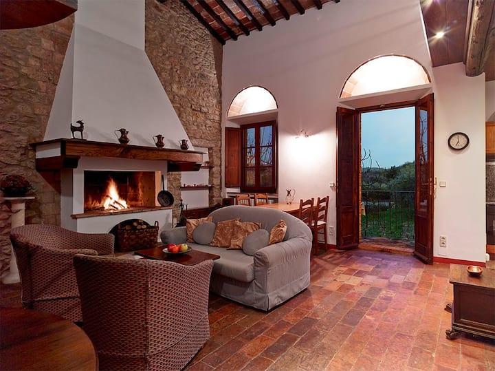 Tuscan winery - La Galleria