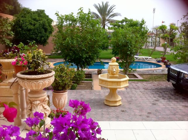 Be My Guest In Jumeirah- (A) - Dubai - Villa
