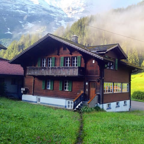 A little jewel is awaiting for you. - Grindelwald - Lägenhet