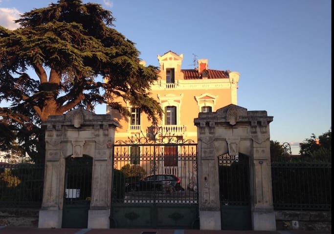 Chateau in the South of France - Le Soler - Villa