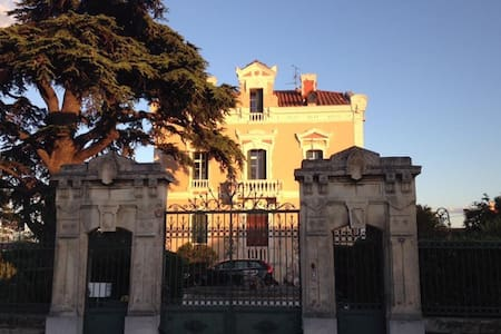 Chateau in the South of France - Le Soler