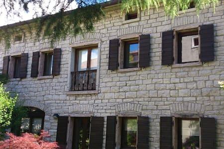 maison de charme - Col-roncan - Casa