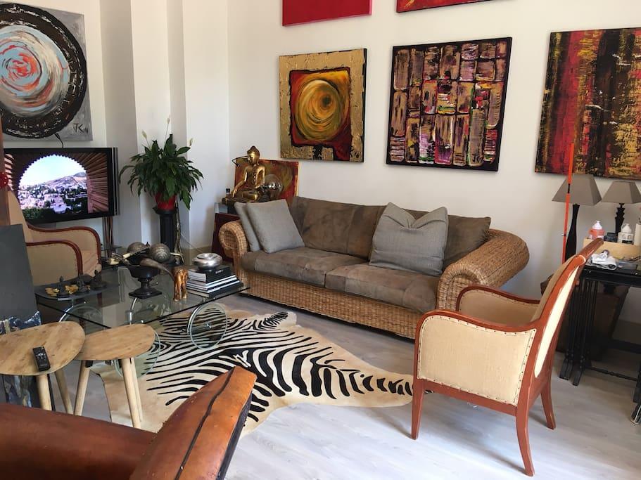 Living room - Sejour
