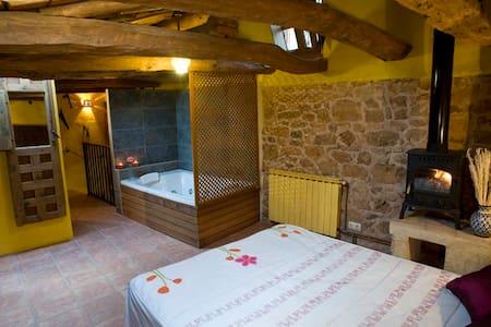 Casa con spa a una hora de Madrid - Monasterio - 公寓