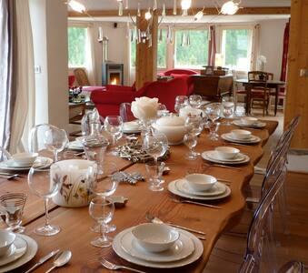 Luxe à la montagne - Saint-Véran - Apartament