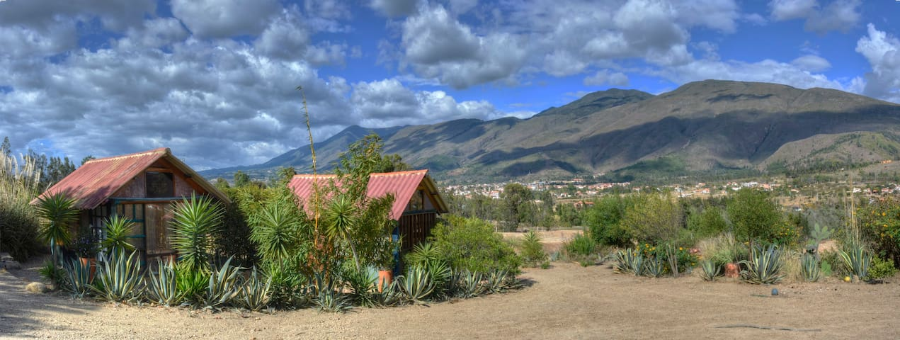 Villa de Leyva HOSTAL LITTLE GLASS HOUSE GLAMPING