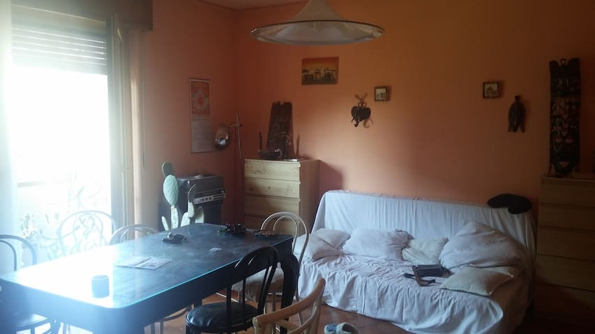 Big flat near Verona, train station by 20 min walk - San Martino Buon Albergo - Huoneisto