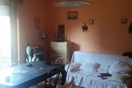 Big flat near Verona, train station near - San Martino Buon Albergo - Wohnung