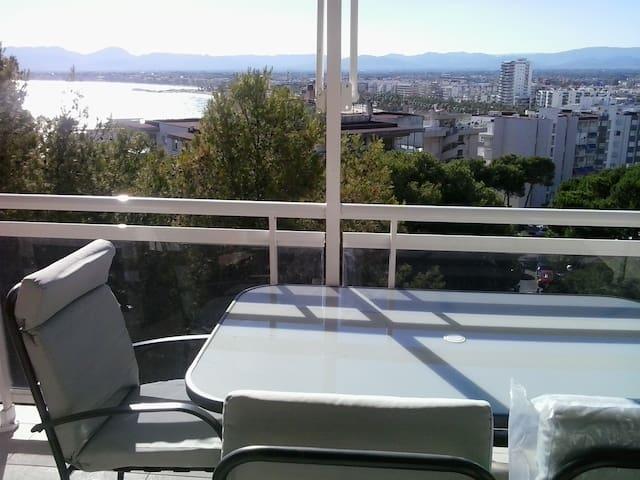 Apartamento 6pax vista mar en Salou - Salou - Flat
