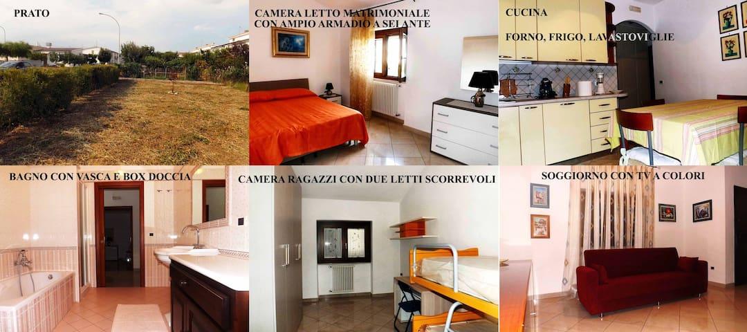 una casa per le tue vacanze - Marconia - Dom