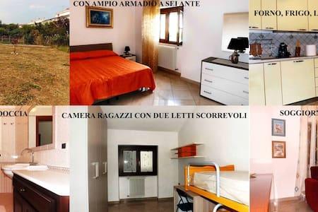 una casa per le tue vacanze - Marconia