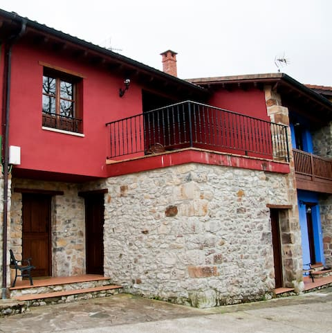 Casa Turismo Landdistrikterne i Asturien