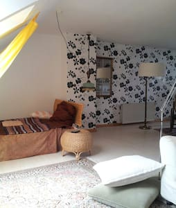 A charming atelier room  to rent   - Kiel