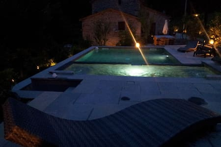 THE WILD ORIGINAL SPIRIT OF TUSCANY - Sansepolcro - House