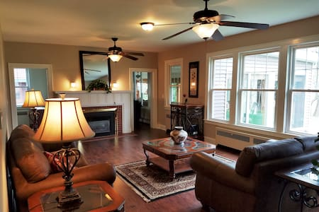 Historic Waterfront Completely Updated Home