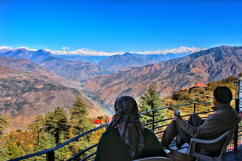 One Bedroom | Himalayan View | Grandma Stokes BNB