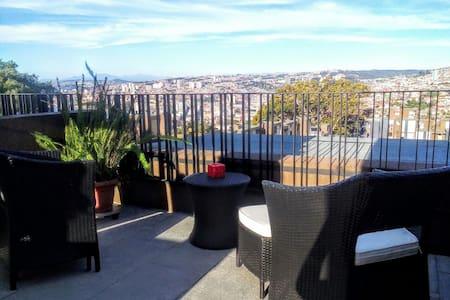 Loft Cerro Alegre con vista al mar! - condominio Parque Magnolio, Valparaíso