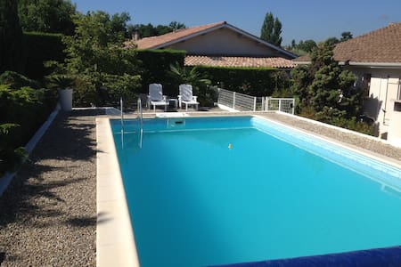 B&B A 15 MIN DE BORDEAUX - Martillac - Casa