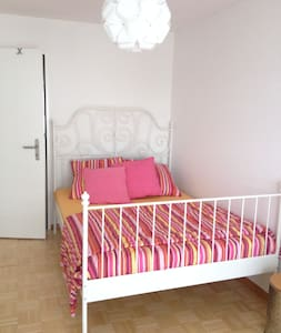 Lovely room in a modern appartment - Möhlin - Pis