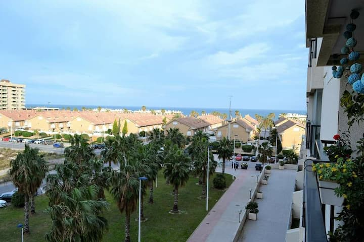 Marin Beach Apartments Patacona, Valencia