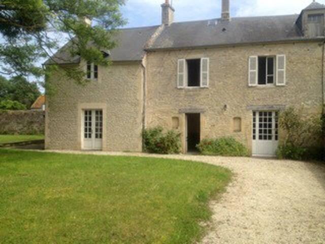Chambres dans maison de village - Crépon - Oda + Kahvaltı
