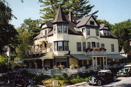 Pentagoet Inn and Restaurant - Castine