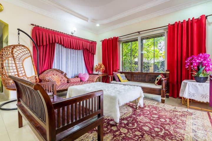 Cosy Private Room near Bangsar South - Kuala Lumpur - Dům