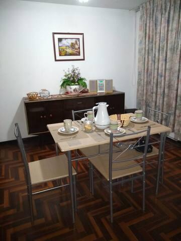 Departamento en el corazón de Tacna
