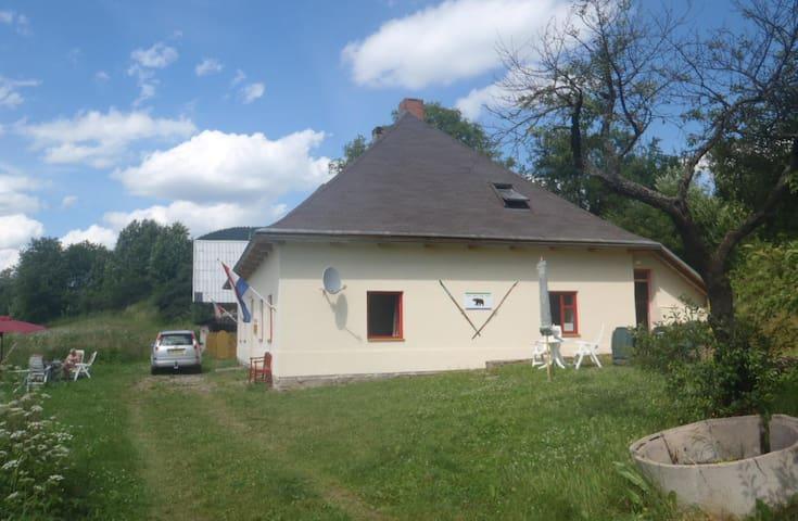 Vakantie- Jachthuis HEBRA, Tsjechie - Bernartice - Holiday home