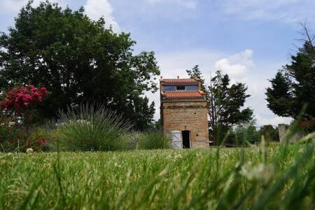 PIGEONNIER PRES DE TOULOUSE - Noé, Haute-Garonne