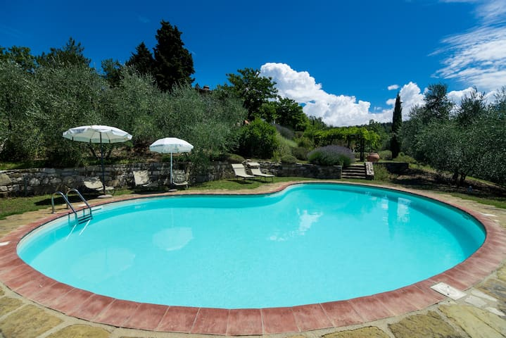 Holiday & Relax in Tuscany villa - Pontassieve - Villa