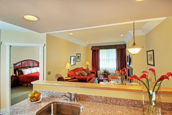 One Bedroom Suite Near Okemo