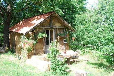 country life-la casa di paglia - Novi Ligure - Hut