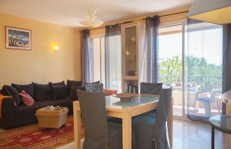 Bel Appartement 3 chambres Vue Mer - Bastia - Appartamento
