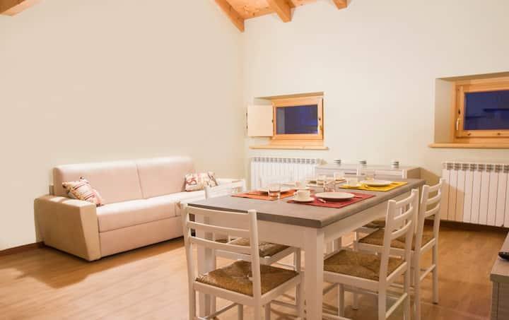 Civetta - Elegant flat with amazing views!