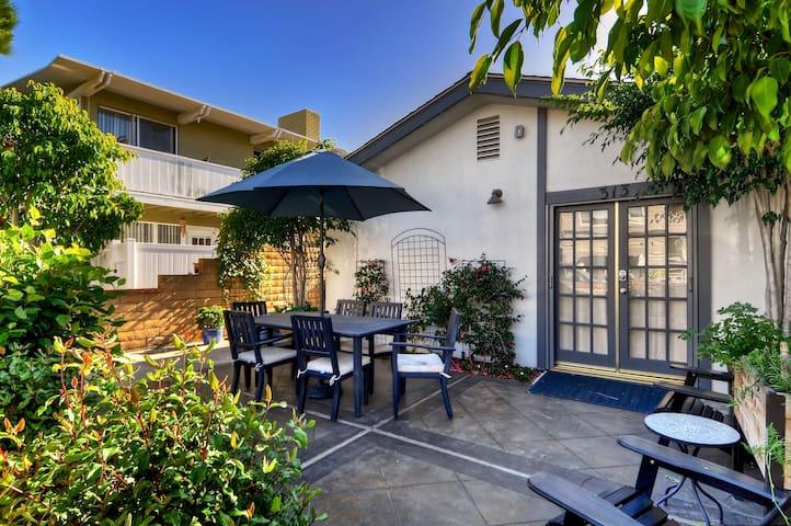 Balboa Village Cottage! - Newport Beach - Apartment