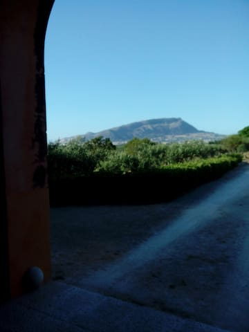 antico casale panorama Erice/Egadi - Trapani - Casa