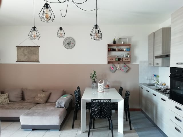 Cute apartment in Mantua.