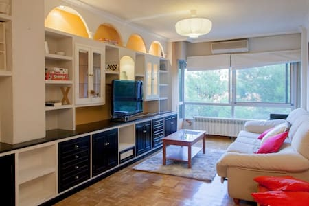 Sunny and welcoming apartment in Rivas Vaciamadrid - Rivas-Vaciamadrid - Apartamento