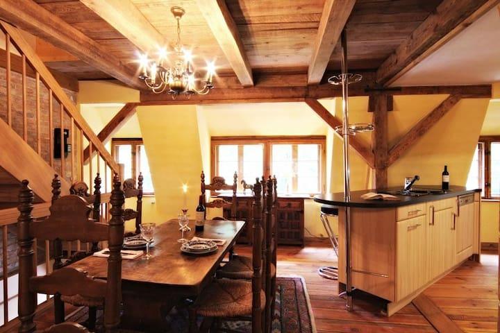 Schloss Stülpe - Maisonette Isabellino (Sauna)