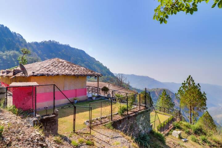 ADB Rooms Pine View Resort, Khurpatal ,Nainital