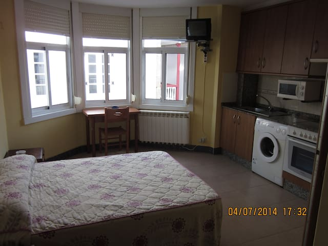 Cozy apartment on city centre - Betanzos - Wohnung