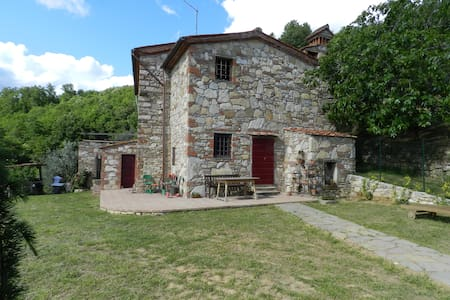 Nice farmhouse on a hill - Serravalle Pistoiese - Talo