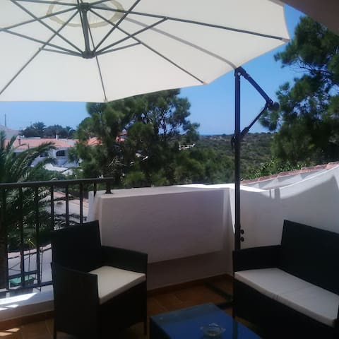 Apartment & Pool, Close to Beach 1B - Cala En Porter - Apartmen